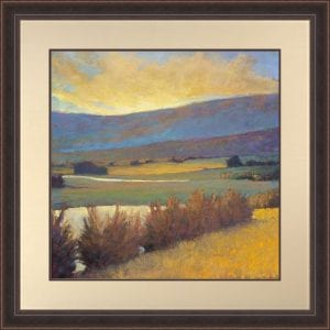 traditional framing landscape