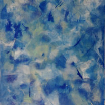 MOTION L ASKINAZI 36X24 $1500